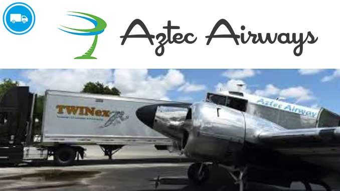 aztec airways cargo