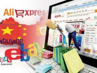 Çinden alışveriş yapmak