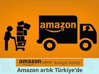 amazon.com.tr kargo takip