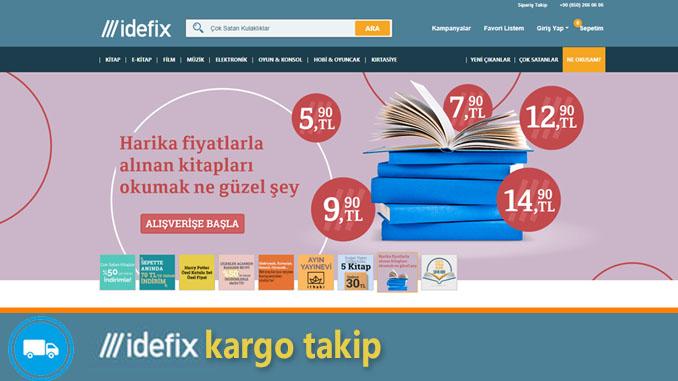 idefix-kargo-takip