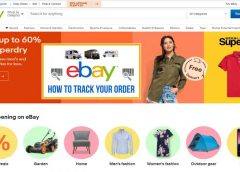EBay - Tracking and trace
