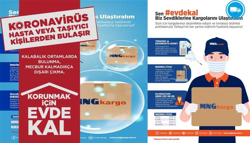 MNG Kargo Coronavirüs Eylem Planı
