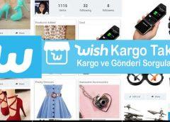 Wish kargo Takip - Wish Kargo ve Gönderi Sorgulama