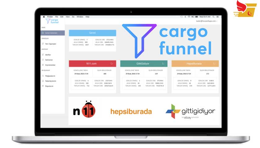 cargo funnel