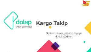 Dolap.com kargo takip